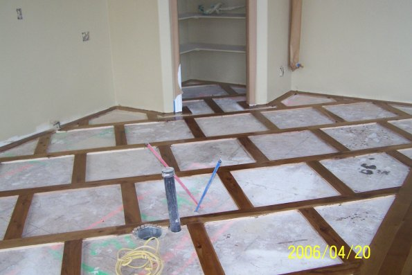 Tile Floor Inlays : Wood flooring with tile inlays joy studio design gallery