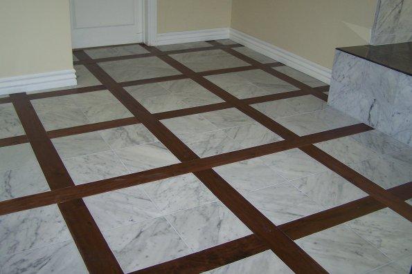 Ceramic Floor Inlays : Ceramic tile with wood inlays joy studio design gallery